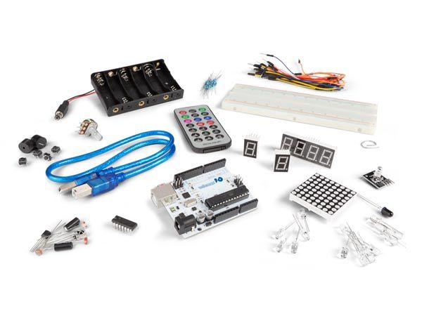 Lisa komponentidekomplekt ATmega328 (UNO) Arduino-le