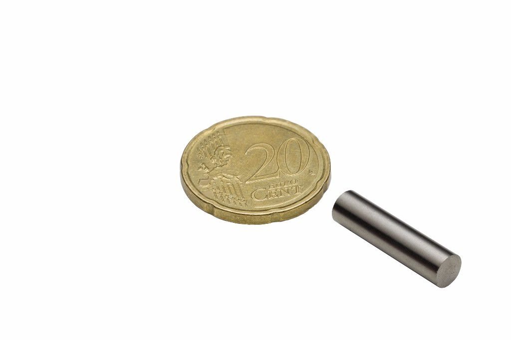 Cilindro formos magnetai