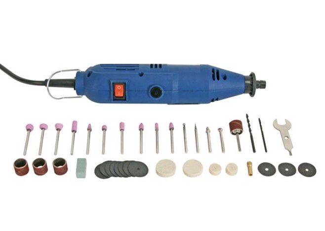 Įvairūs elektriniai įrankiai