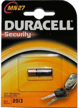 Šarminė baterija 27A 12V Duracell