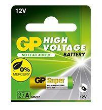 Šarminė baterija 27A (MN27) 12V GP Super Alkaline