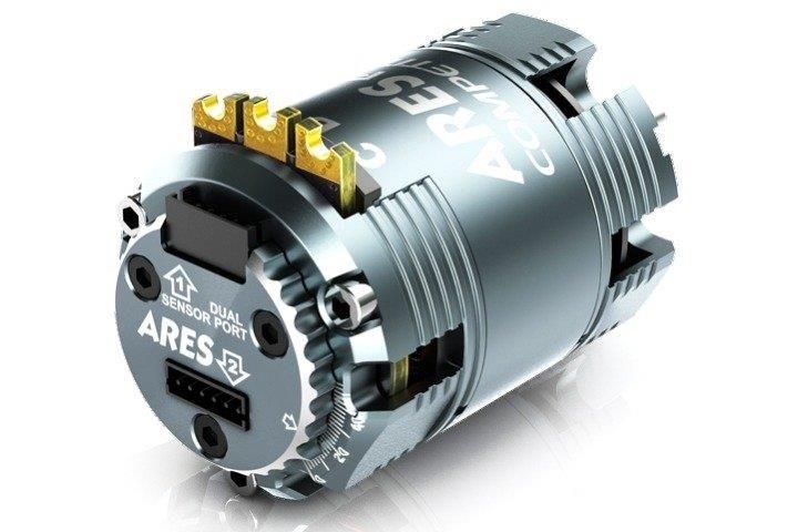 Silnik bezszczotkowy SkyRC Ares Pro V2 13,5T 2860 kV, SkyRC