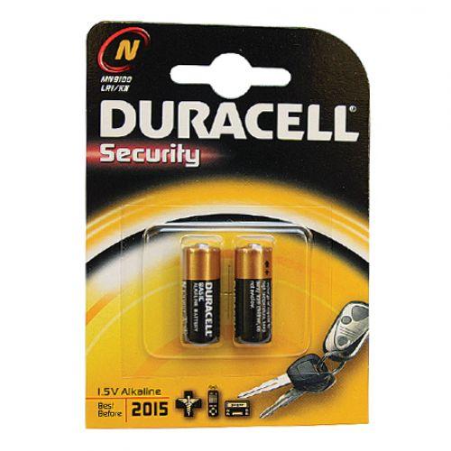 Šarminė baterija 910A (LR1, E90, N) 1.5V Duracell (2vnt blisteryje)