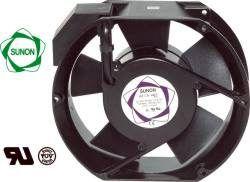 Ventiliatorius 171x151x51mm 230VAC 25W 344m³/h 51dBA su g. SUNON  RoHS