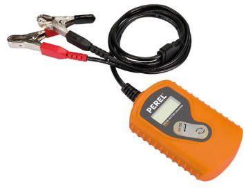Skaitmeninis automobilių akumuliatorių testeris 12 V, ABA12