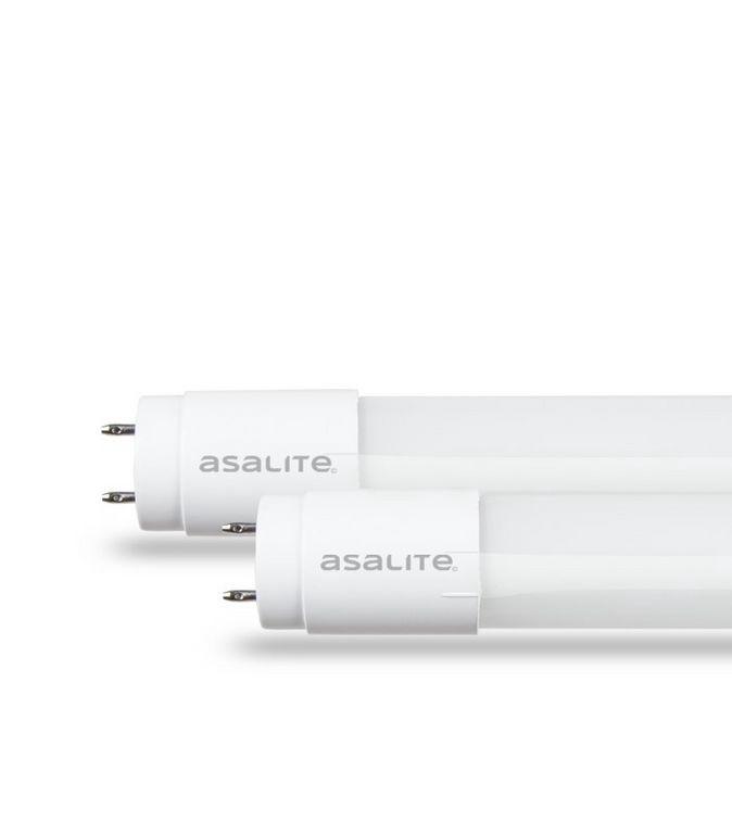 LED lempa T8 G13 230V 9W 60cm 900lm neutraliai balta, 4000K, ASALITE