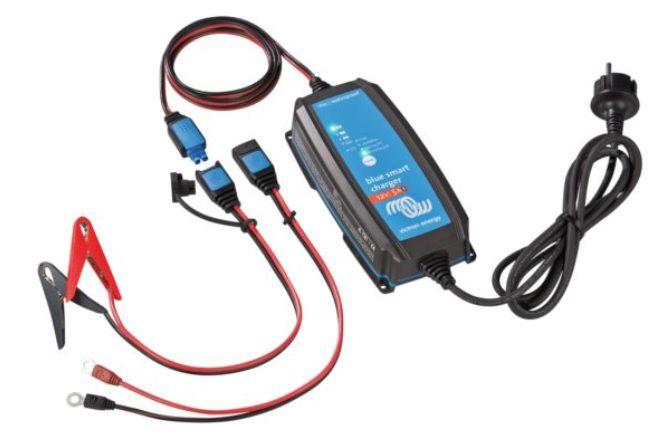 Blue Smart IP65 įkroviklis 12V 10A (1) 230V CEE 7/16