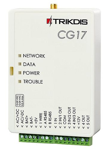 Apsaugos modulis CG17 Trikdis