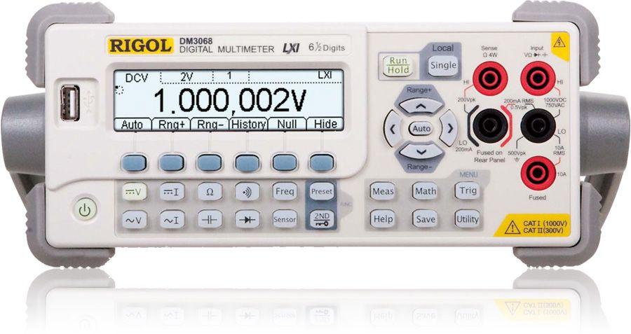 Skaitmeninis multimetrinis modulis DM3068 RIGOL
