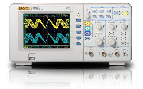Osciloskopas DS1102E 2 kanalų 100MHz 1GSa/s, 1Mpts RIGOL