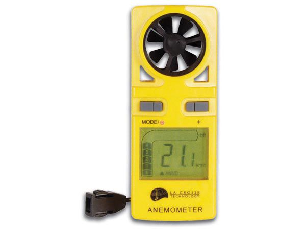 Anemometras skaitmeninis EA-3010