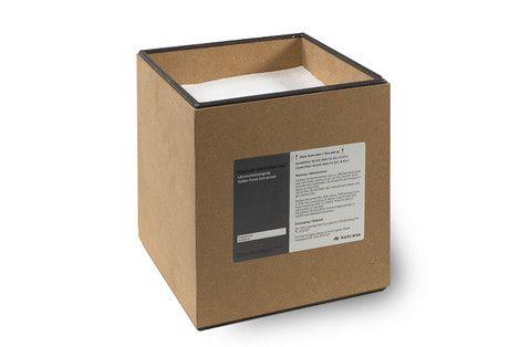 Kombinuotas filtras dūmų surinkimo sistemai, ERSA