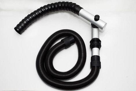 Dūmų surinktuvo vamzdis Omniflex, montuojamas į stalą, ERSA