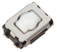 Mikrojungiklis ON-(ON), nefiks, 4k. .05A/24VDC, SPST-NO 2.5x3mm, lituojami kontaktai, OMRON