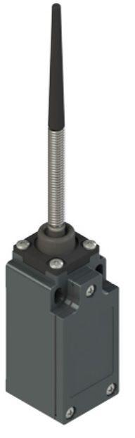 Galinės padėties jungiklis su spyruokle plastikiniu antgaliu FM 520-M2K23, Pizzato