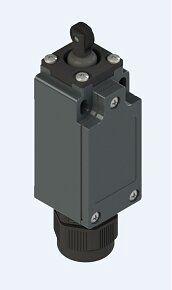 Galinės padėties jungiklis su ratuku kampu FM 5A4-H6M2K23, Pizzato
