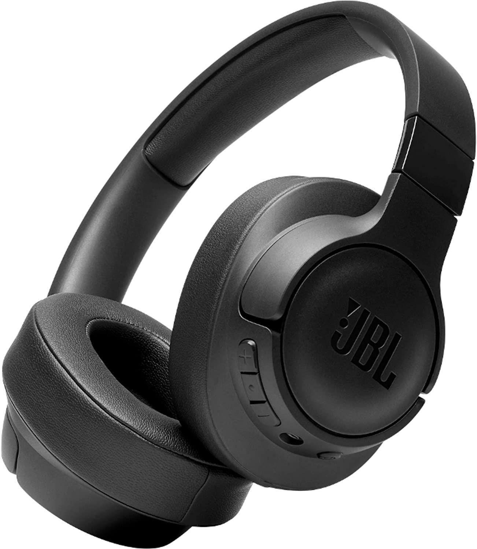 Bluetooth ausinės JBL TUNE 700BT, juodos