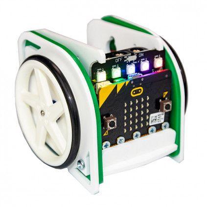 Roboto-bagio komplektas :MOVE MK2 skirtas naudoti su BBC micro:bit (perkamas atskirai)