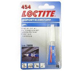 Momentiniai klijai - žėlė LOCTITE 454 3g