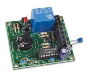 Mini konstruktorius termostatas nuo 5°C iki 30°C