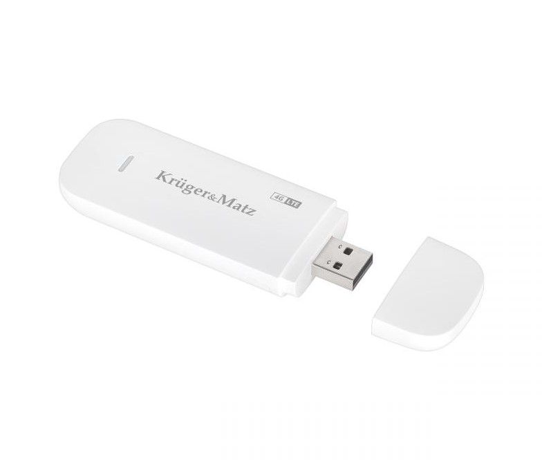 Išorinis 3G/4G/LTE USB 2.0 modemas su microSD ir SIM lizdu