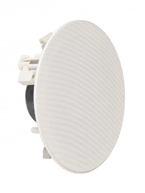 Žemaomiai berėmiai lubiniai garsiakalbiai plastikiniu korpusu 25W (16Ω) ø130mm (2 vnt)