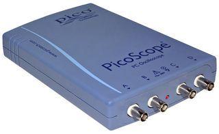 Osciloskopas PicoScope 4424 4 kanalai 20MHz su dalikliais, PICO