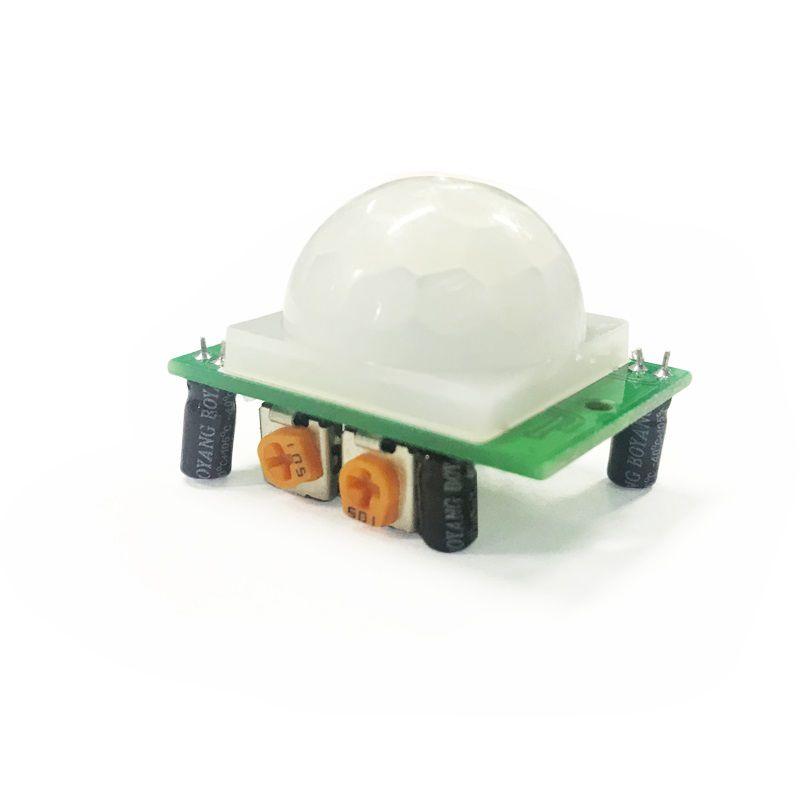 Judesio jutiklio modulis robotikos projektams IDUINO