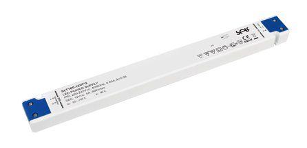 Impulsinis maitinimo šaltinis LED 12V 8.33A, IP20, 16x29.8x298mm, SELF