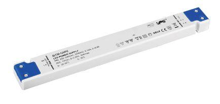 Impulsinis maitinimo šaltinis LED 24V 1.25A, IP20, 16.5x30x246mm, SELF