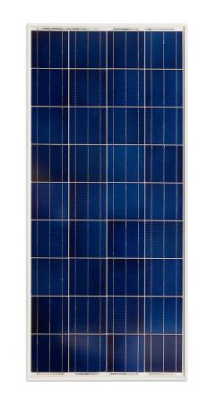 Saulės polikristalinis modulis 115W 18.94V 6.08A, 1015x668x30mm