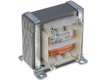 Transformatorius 230V/9V 0.3A su laikikl.  INDEL