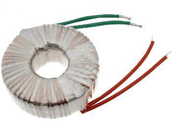 Transformatorius toroidinis 230V/12V 37.5A INDEL