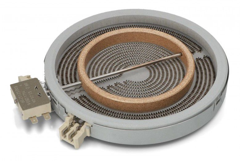 Kaitinimo elementas 700/1700W 230V 120/180mm
