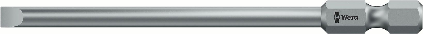 Atsuktuvo antgalis plokščias 0.5x3.0x50mm 800/4 Z, 059305 Wera