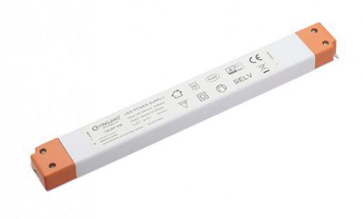 100W impulsinis LED maitinimo šaltinis 12V 8.3A, IP20, 19x30x320mm