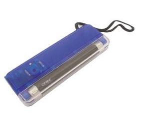Pinigų tikrinimui aparatas - žibintuvėlis UV 4W