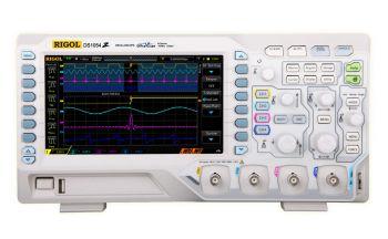 Osciloskopas DS1054Z 4 kanalų 50MHz, 1GSa/s  RIGOL