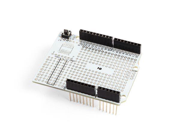 Mikrovaldiklio plokštės Uno praplėtimo modulis suderinamas su Arduino