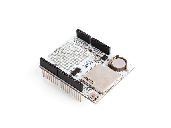 Duomenų saugojimo modulis suderinamas su Arduino