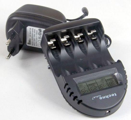 Dažādi akumulatoru lādētāji