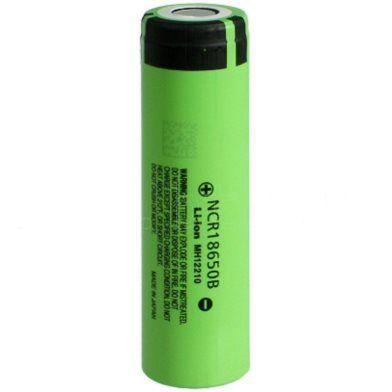 Akumulators 18650 3.7V 3400mAh Li-ion Panasonic NCR18650B
