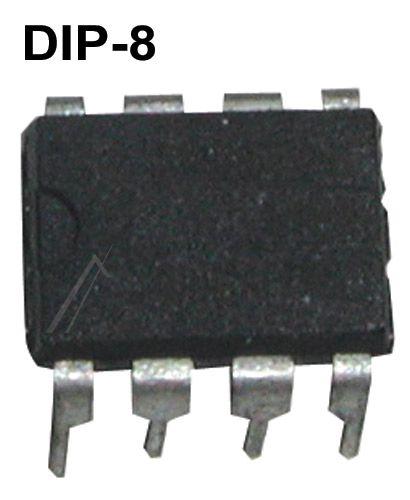 Mikroshēma PIC12C508A-04/P DIP8