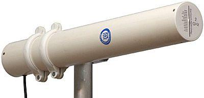Antena 3G UMTS ATK-16 2GHz 16dBi, 10m kabelis, SMA RP tipa spraudnis