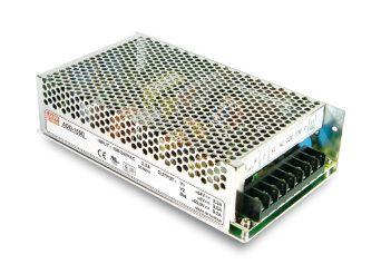 155 W 1~2 izeja, ar akumulatora uzlādes ierīci un PFC funkciju 54 V 2,5 A
