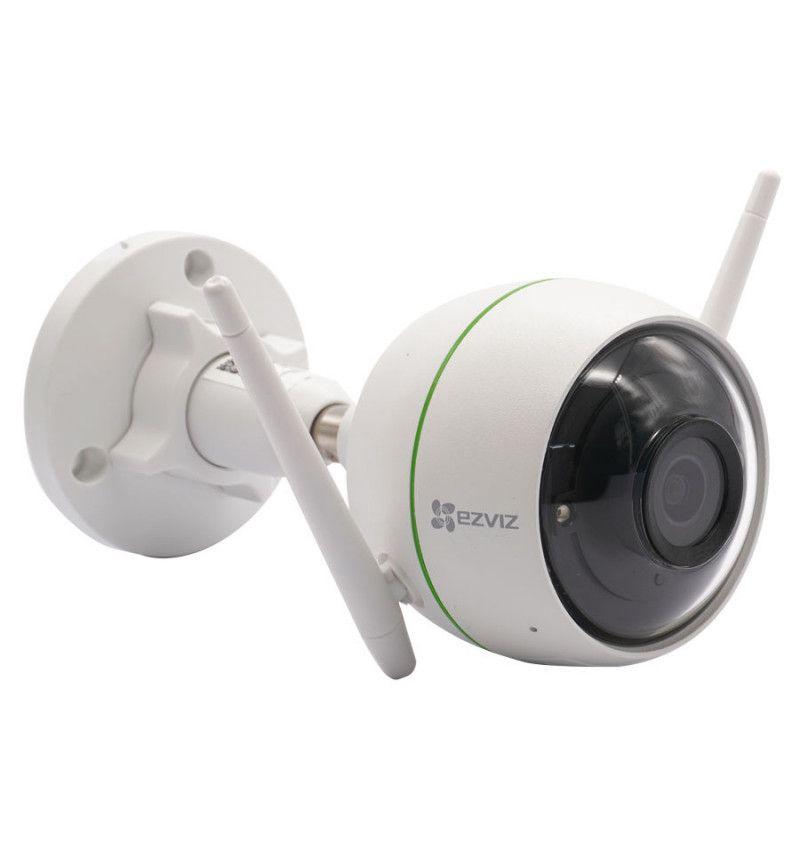 Belaidė Wi-Fi kamera C3N, 1080p, AI žmonių aptikimas, atspari drėgmei IP67, Micro SD iki 256GB, EZVIZ
