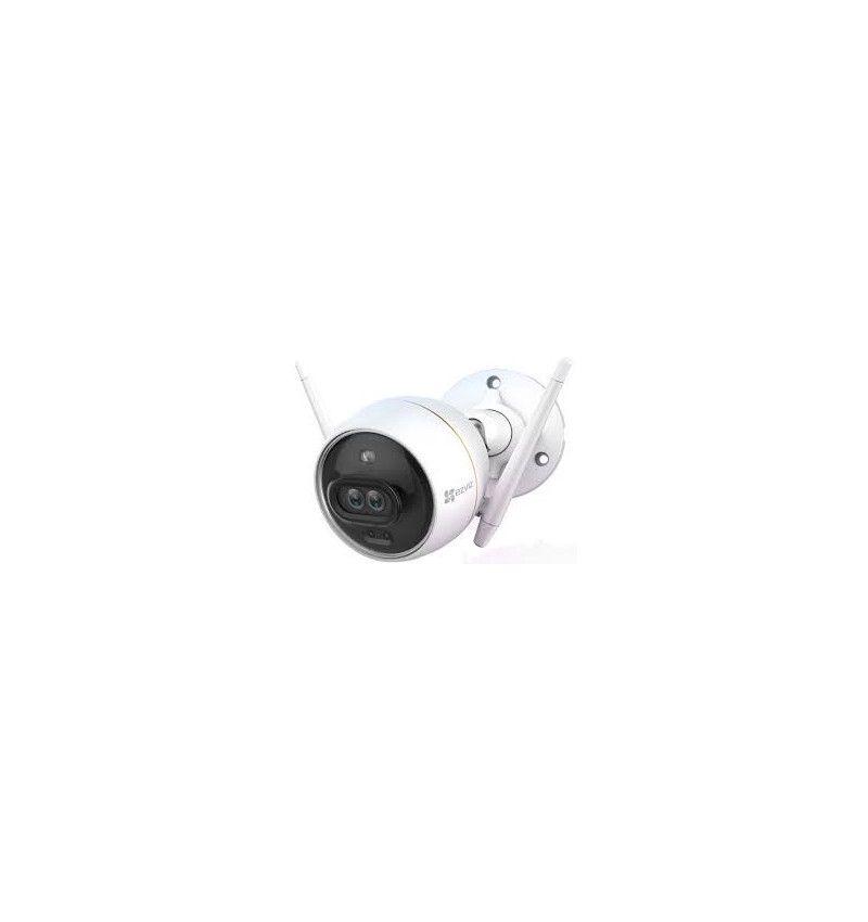 Belaidė Wi-Fi kamera C3X, 1080p,, objektų aptikimas, Color Night Vision, IP67, Micro SD iki 256GB, EZVIZ