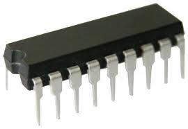 Mikroshēma PIC16F819-I/P DIP18 RoHS