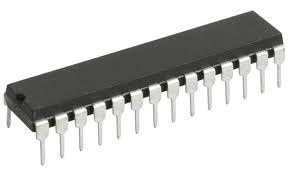 Mikroshēma ATMEGA8-16PU DIP28
