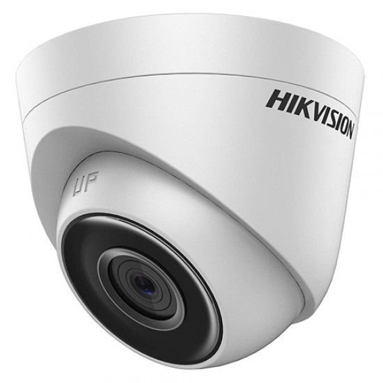 IP camera DOME 4MP, F4, IR up to 30m, IP67, Hikvision